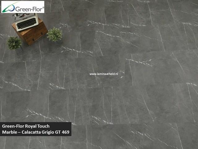 Green-Flor Royal Touch - Calacatta Grigio GT469
