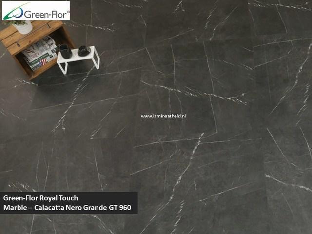 Green-Flor Royal Touch - Calacatta Nero Grande GT960