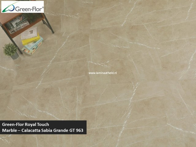 Green-Flor Royal Touch - Calacatta Sabia Grande GT963