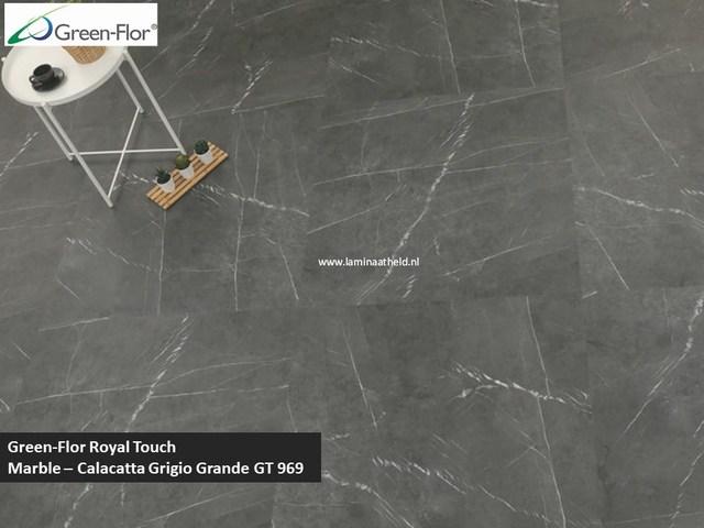 Green-Flor Royal Touch - Calacatta Grigio Grande GT969