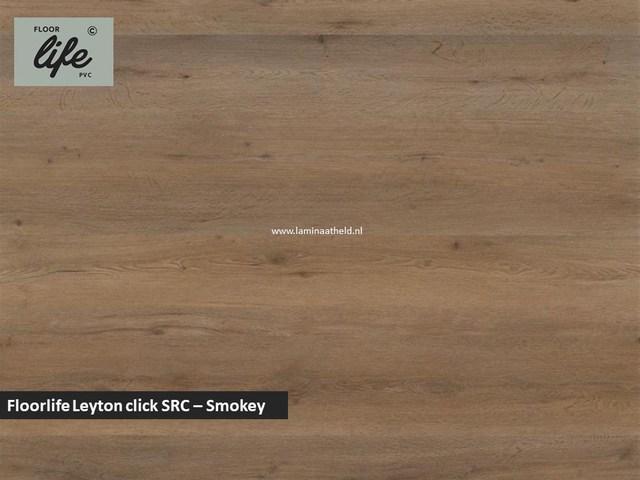 Floorlife Leyton click SRC pvc - Smoky