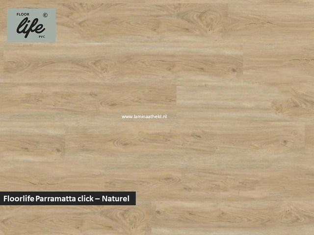Floorlife Parramatta click SRC pvc - Natural