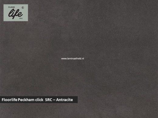 Floorlife Peckham click pvc - Anthracite