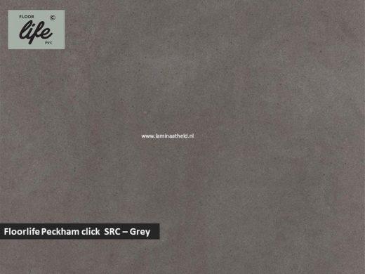 Floorlife Peckham click pvc - Grey