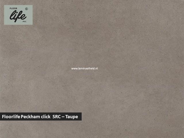 Floorlife Peckham click pvc - Taupe