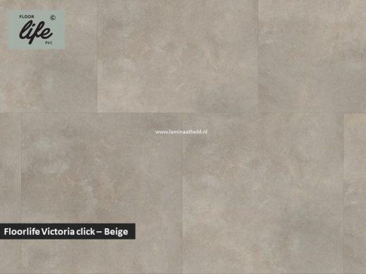 Floorlife Victoria click pvc - Beige