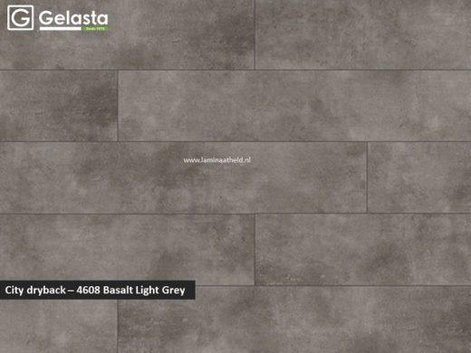 Gelasta City dryback - 4608 Basalt Light Grey