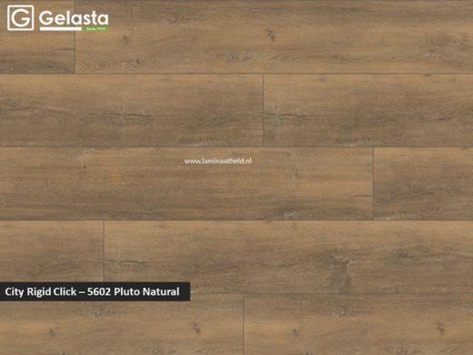 Gelasta City Rigid Click - 5602 Pluto Natural