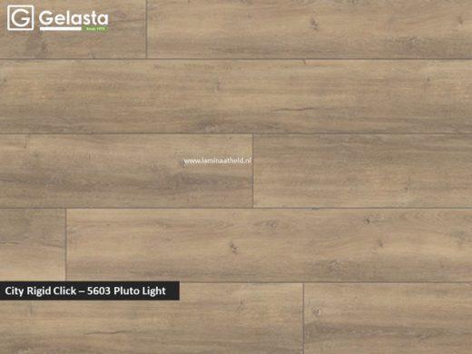 Gelasta City Rigid Click - 5603 Pluto Light