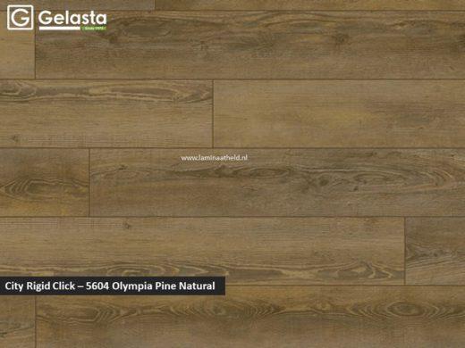 Gelasta City Rigid Click - 5604 Olympia Pine Natural