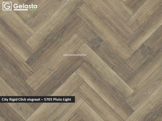 City Rigid Click visgraat - 5703 Pluto Light