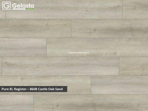 Gelasta Pure XL register - 8608 Castle Oak Sand