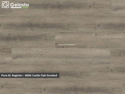 Gelasta Pure XL register - 8607 Castle Oak Nature