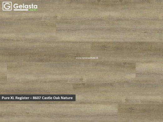 Gelasta Pure XL register - 8606 Castle Oak Smoked