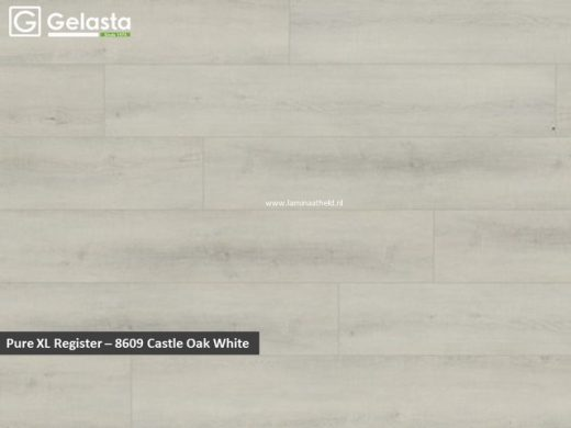 Gelasta Pure XL register - 8609 Castle Oak White