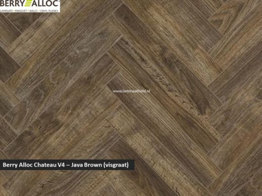 Berry Alloc Chateau V4 - Java brown