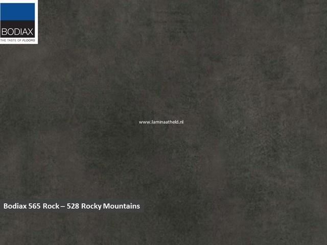 Bodiax BP565 Rock Hydro-core - 528 Rocky Mountains