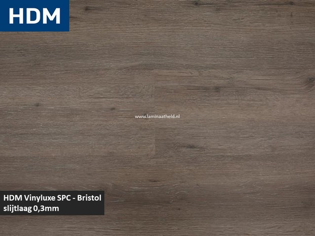 Vinyluxe SPC plank - Bristol