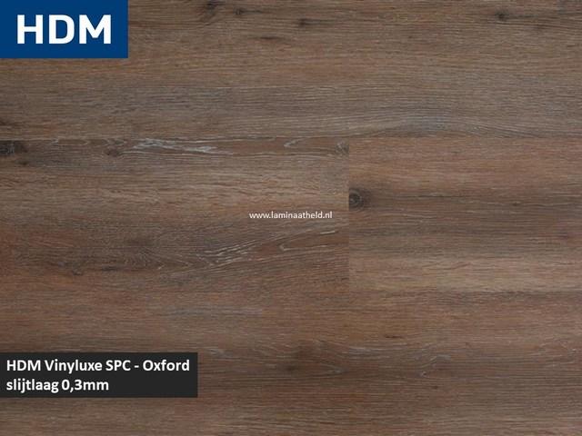 Vinyluxe SPC plank - Oxford