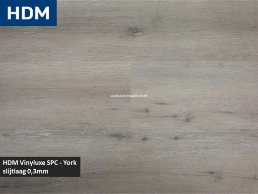Vinyluxe SPC plank - York