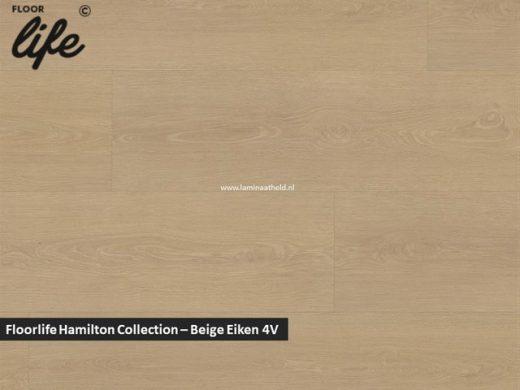 Floorlife Hamilton Collection - Beige eiken V4