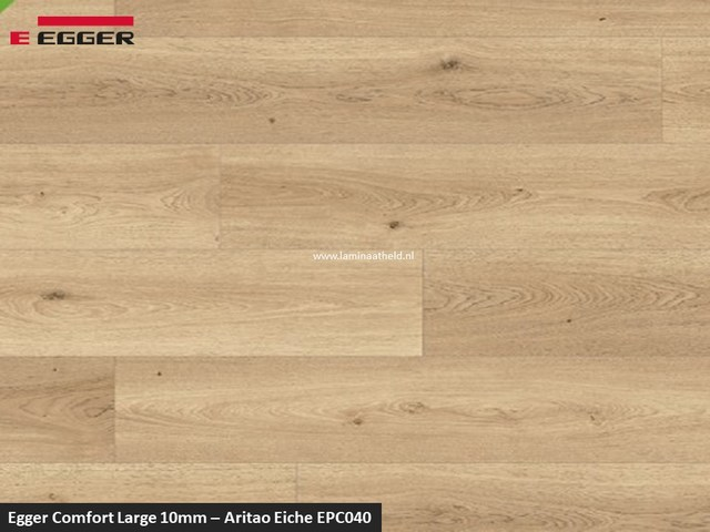 Egger Comfort Large 10mm - EPC040 Aritao Eiche V4