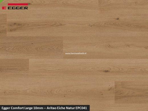 Egger Comfort Large 10mm - EPC041 Aritao Eiche natur V4