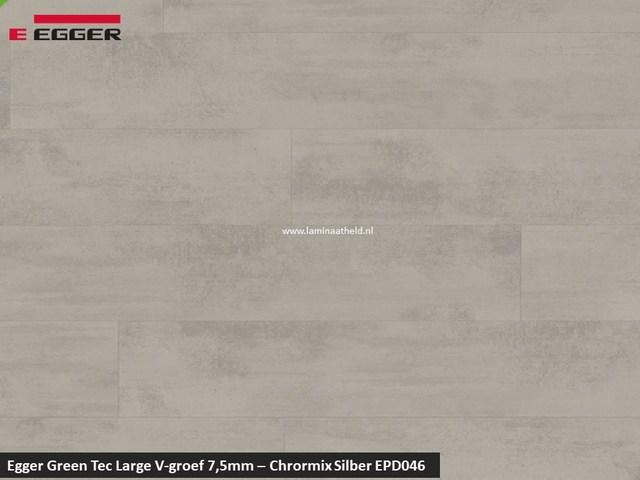 Egger GreenTec Large - EPD046 Chromix Silber V4
