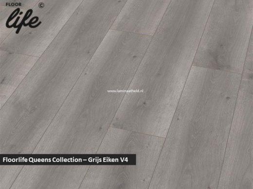 Floorlife Queens Collection - Grijs Eiken V4