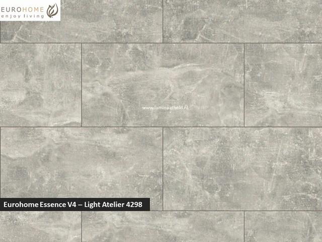 Euro Home Essence V4 - Light Atelier Tile 4298