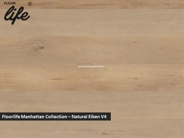 Floorlife Manhattan Collection - Naturel eiken V4