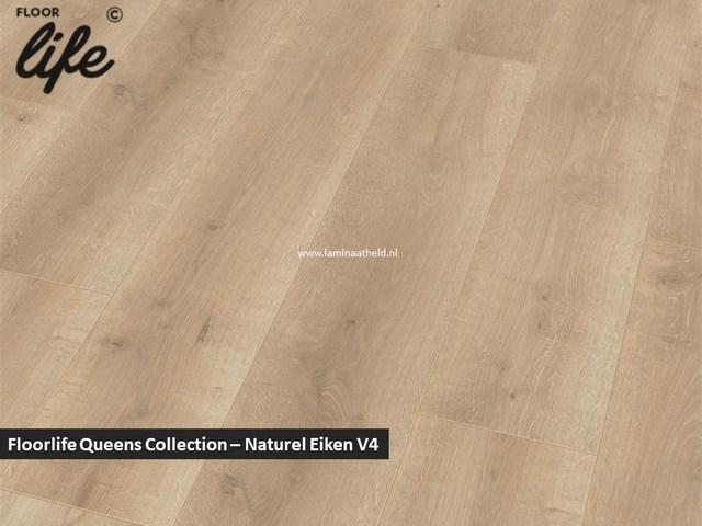 Floorlife Queens Collection - Natural Eiken V4