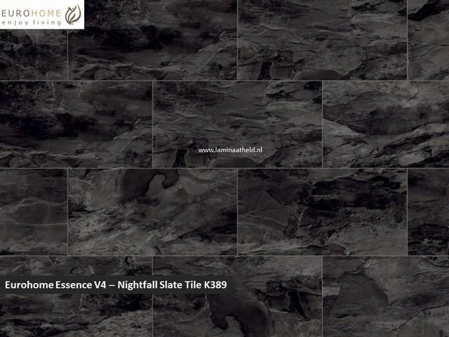 Euro Home Essence V4 - Nightfall Slate Tile K389