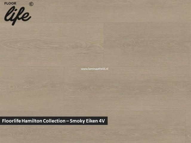 Floorlife Hamilton Collection - Smoky Eiken V4
