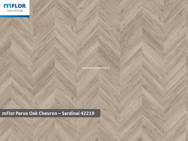 mFlor Parva Oak Chevron - Sardinia 42219