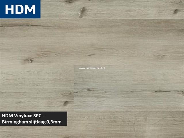 Vinyluxe SPC plank - Birmingham