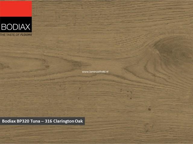 Bodiax BP 320 Tuna - 316 Clarington Oak