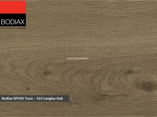 Bodiax BP 320 Tuna - 314 Langley Oak