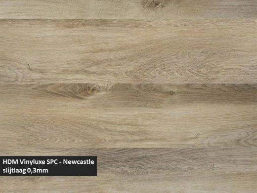Vinyluxe SPC plank - Newcastle