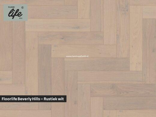 Floorlife Beverly Hills - Rustiek wit