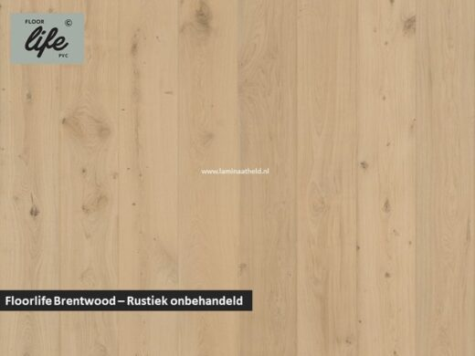 Floorlife Brentwood - Rustiek onbehandeld