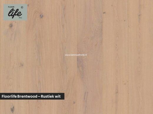 Floorlife Brentwood - Rustiek wit geolied