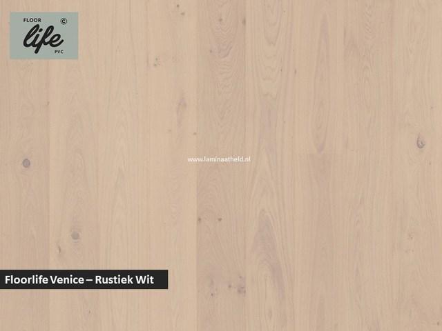 Floorlife Venice - Rustiek wit geolied